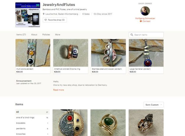Capture etsy new